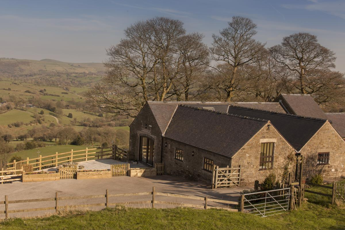 The Barn at Hill House - Elkstones Village