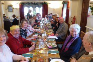 16 12 18 Biggin Hall Christmas Lunch 005